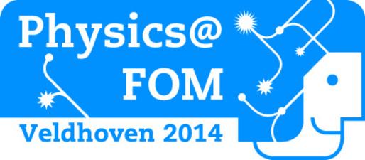 Logo Physics@FOM Veldhoven 2014