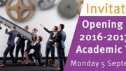 TU/e Opening Academic Year 2016-2017