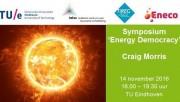Symposium Craig Morris 'Energy Democracy'